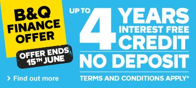 4 Years Interest free credit