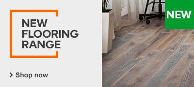 Introducing our new Flooring range