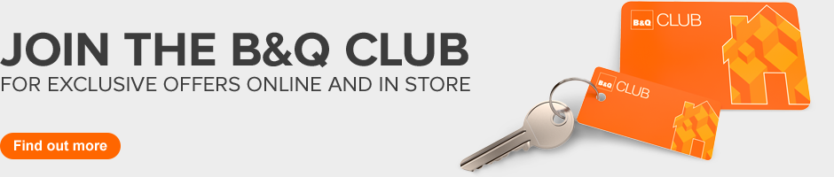 Join the B&Q Club