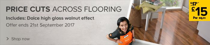 Price Cuts across flooring