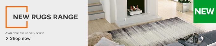 New online exclusive rugs