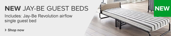 New Jay-Be Guest beds