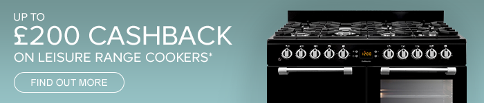 Cashback Leisure Cookers