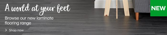 New range laminate flooring
