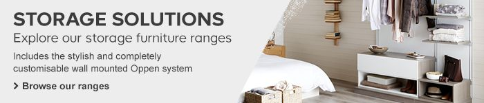 Storage Furniture Ranges