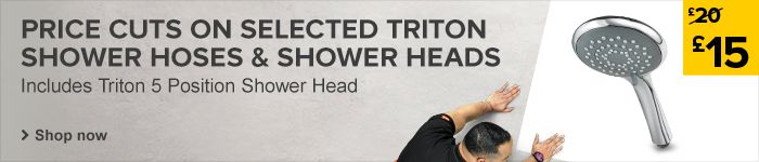 Triton Shower Accessories Deals