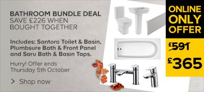 Bathroom Bundle Deal