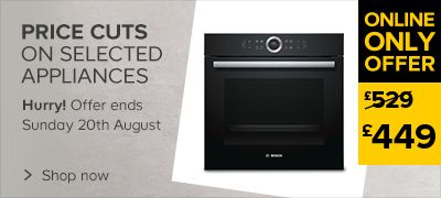 Price cuts on selected kitchen appliances