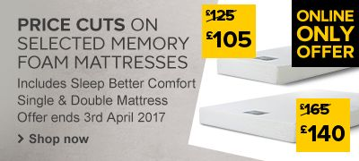 Mattresses Price cuts