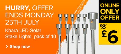 Khara Stake Light 4 Day Deal