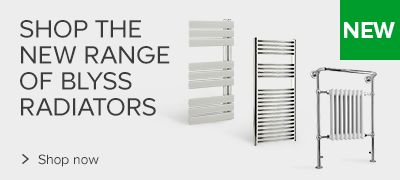 Shop The New Blyss Towel Radiator Range