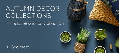 Autumn Winter 2017 Decor Collections