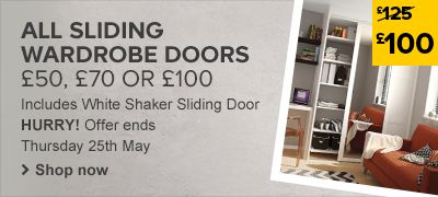Sliding Wardrobe Door Deals