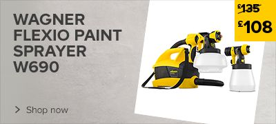Wagner Paint Sprayer price cut