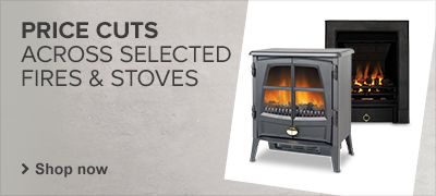 Fire & Stoves Price Cuts