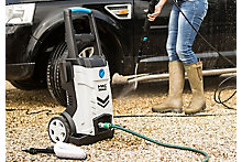 Buyer's guide to pressure washers