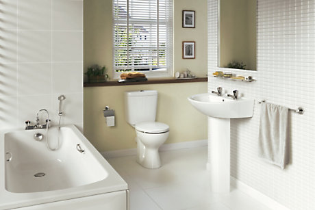 Armitage Shanks Sandringham Bathroom Suite