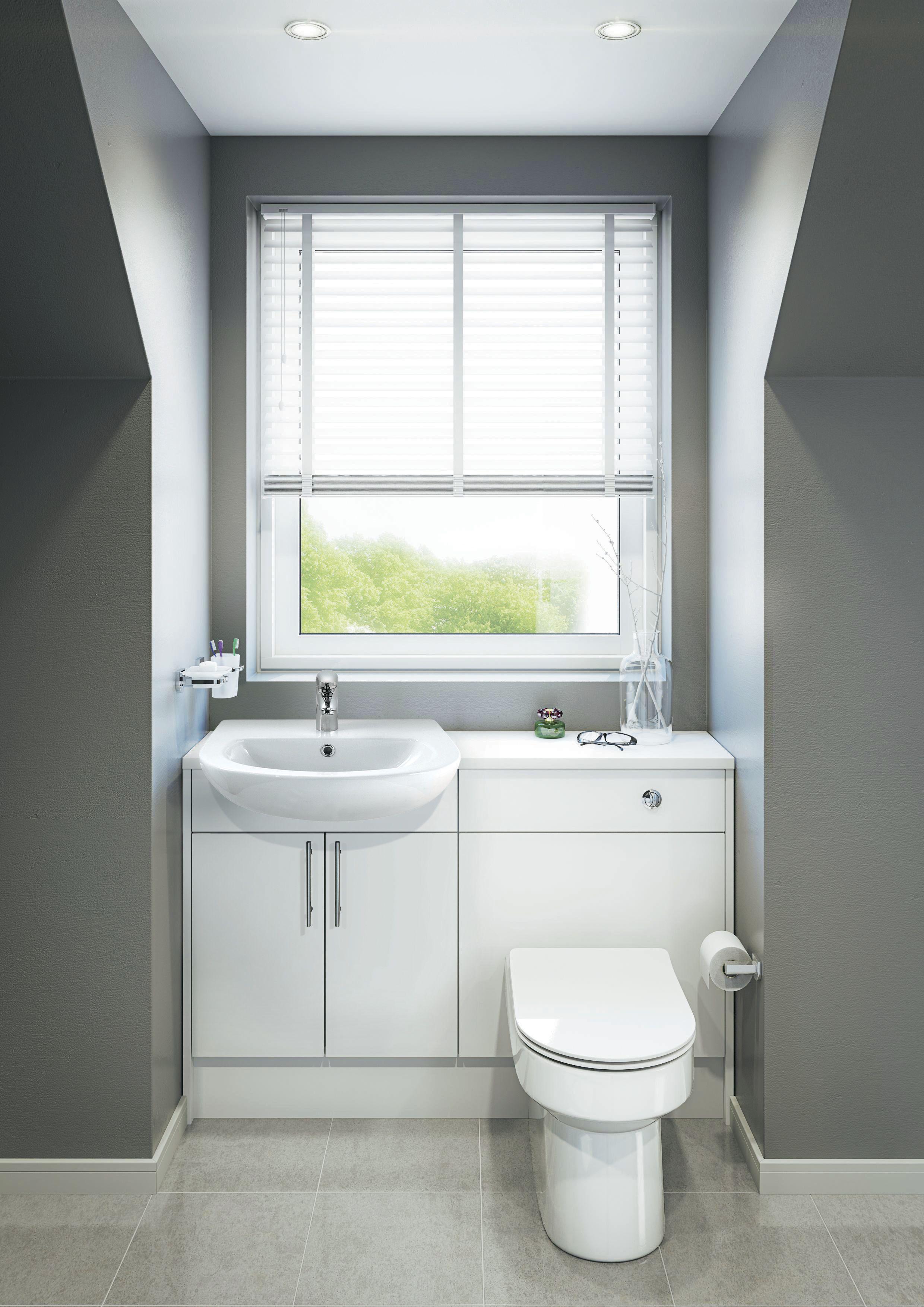 Santini Fitted Bathroom Furniture