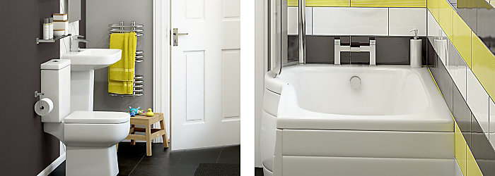 Bathroom Design B&Q bathroom compare | diy at b&q
