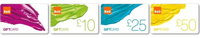 Image of B&Q Corporate Gift Cards