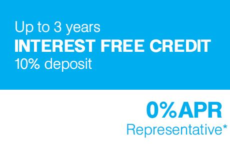 Up To 3 Years Interest Free Credit On Kitchen Bathrooms Bedrooms