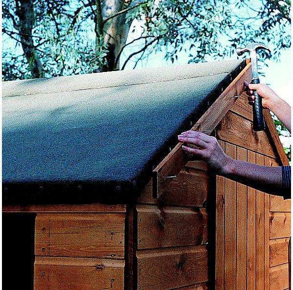 shed felt - Garden Sheds B Q