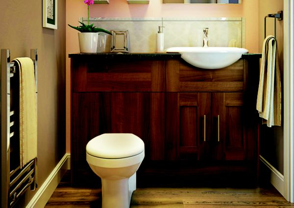 Sorella Fitted Bathroom Furniture