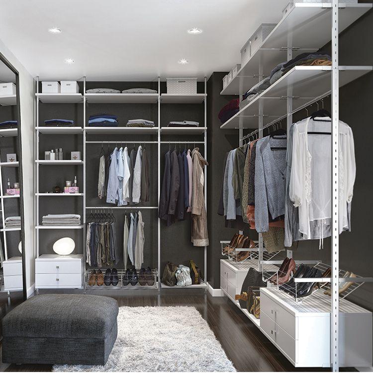 Aura Wardrobe Storage