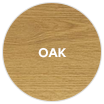 Oak bedroom furniture ranges