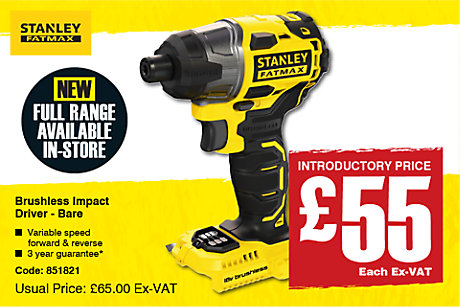 Stanley Impact Driver