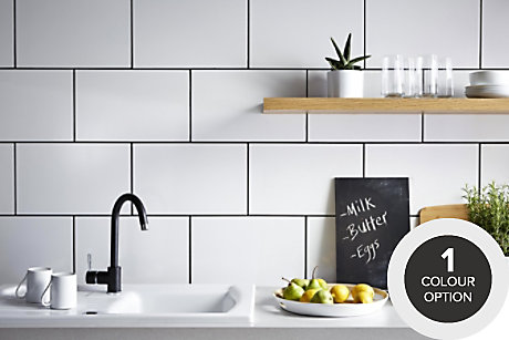Levanto White Wall Tile