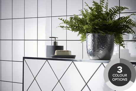 Bathroom Tiles B Q tile ranges | floor & wall tiles | diy at b&q