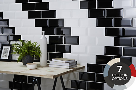 Bevelled Edge Wall Tile