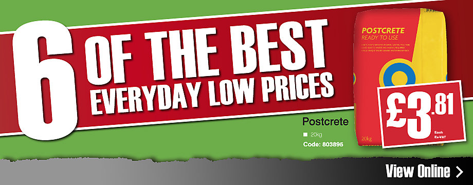 6 of the best everyday low prices
