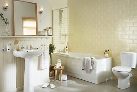 Truro Bathroom Suite