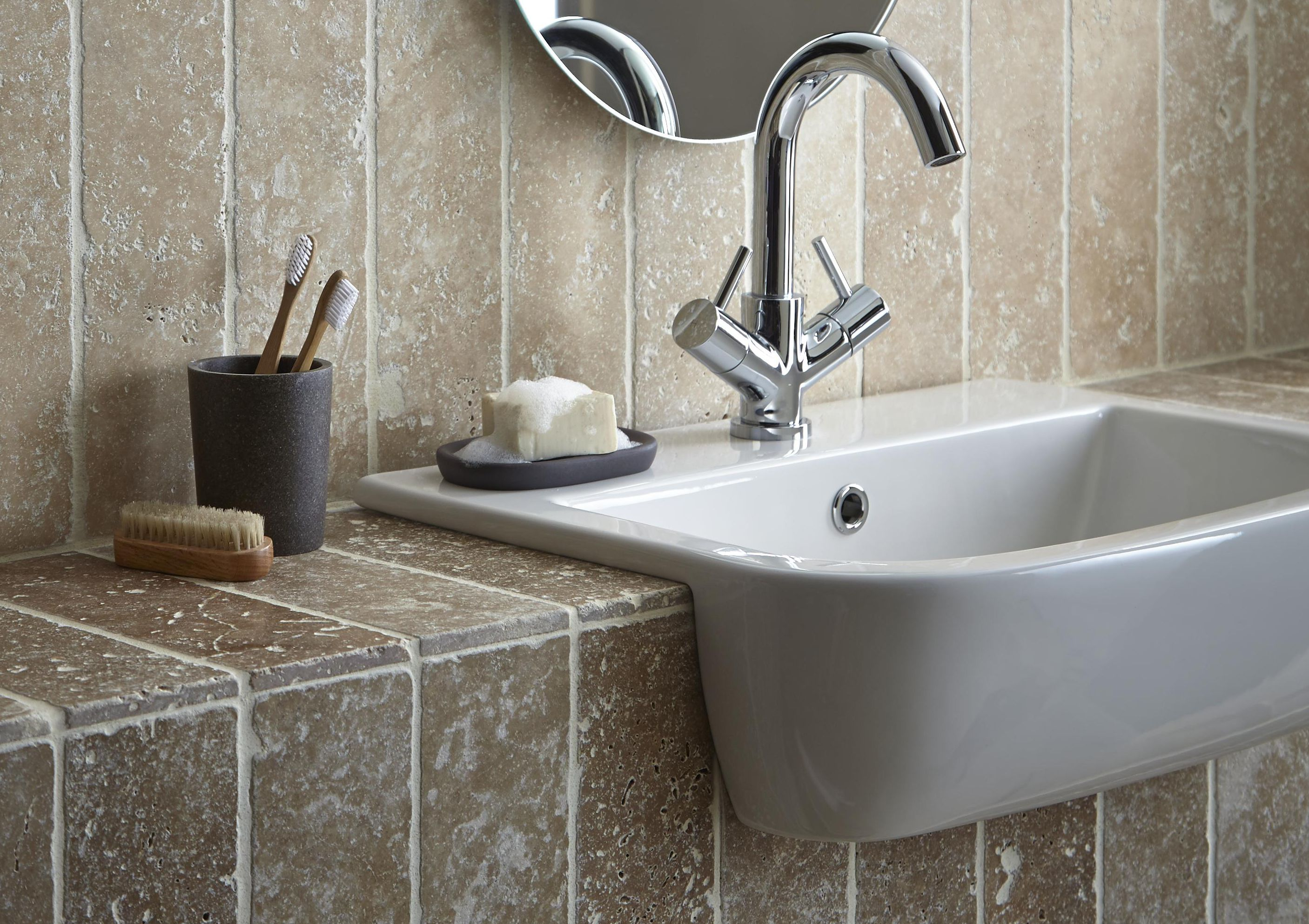 Bathroom Sinks B&Q bathroom basins | bathroom sinks | diy at b&q