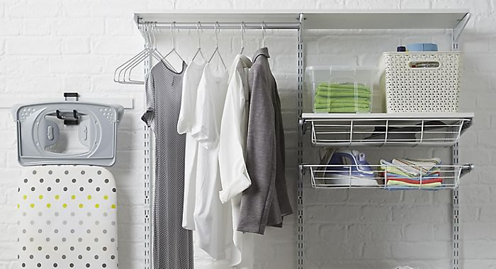 How to put up a shelf ideas advice diy at b q for B q bedroom storage