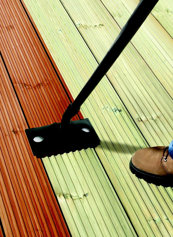 How to clean, paint and care for decking