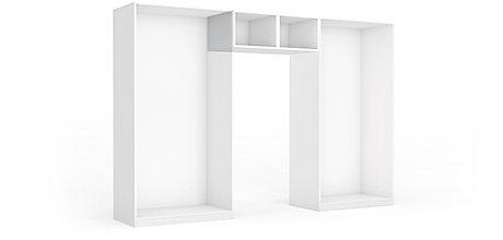Bridging cabinets