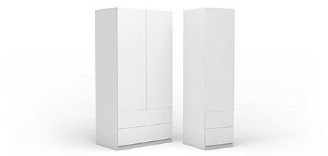 Linen doors
