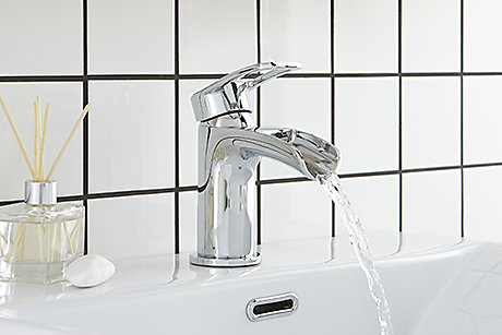 Cooke & Lewis Saverne Bathroom Taps