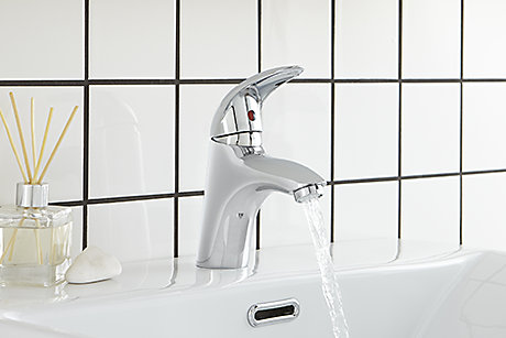 Wave Bathroom Taps