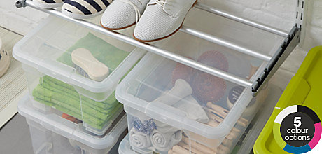 Flexi-Store Plastic Storage