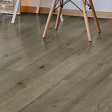 SAY HELLO TO...Grey Dolce laminate flooring