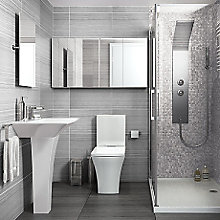 Browse our range of bathroom suites