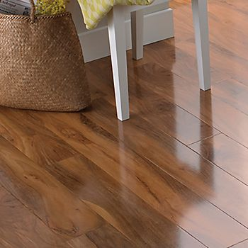 Dolce Walnut Effect Laminate Flooring