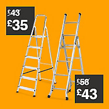 Price cuts on indoor ladders