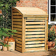 Price cuts on small wooden storage