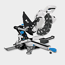 Mac Allister 1700W 210mm Sliding Compound Mitre Saw Was £105 Now £85