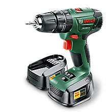 image for price cut on Bosch 18V Combi Drill with 2 Batteries